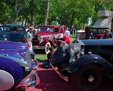 2017 Concours d'Elegance of Texas
