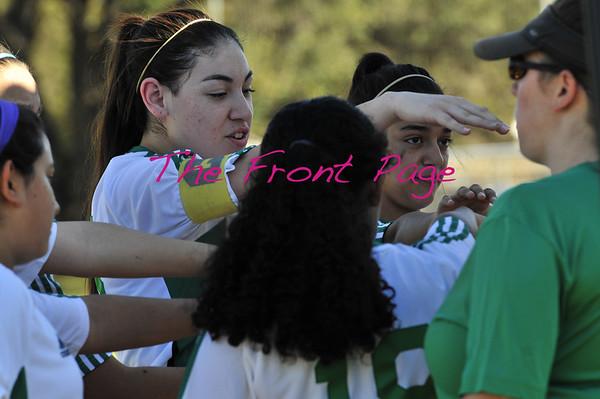 JV Lady Eagles Soccer