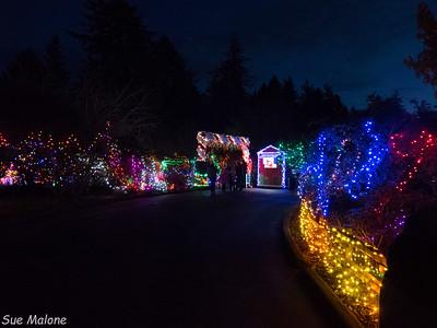 12-18-2017 Christmas Fantasy Lights in Brookings