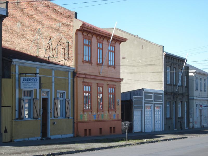 Punta Arenas Street