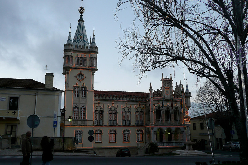 Cámara Municipal. Sintra