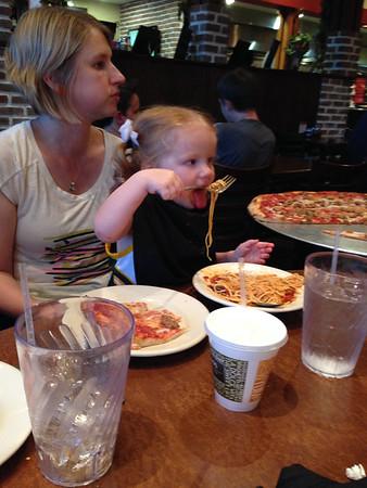 09.01 Pizza and Spaghetti
