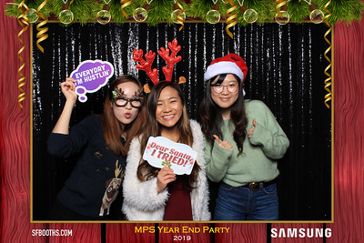 Samsung MPS Year End Party - December 12, 2019