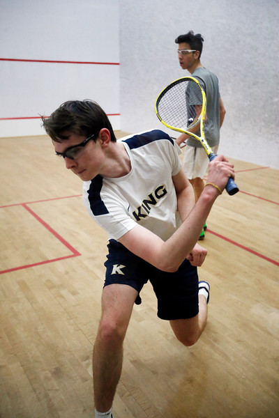 Vikings Varsity Boys Squash Feb. 2018