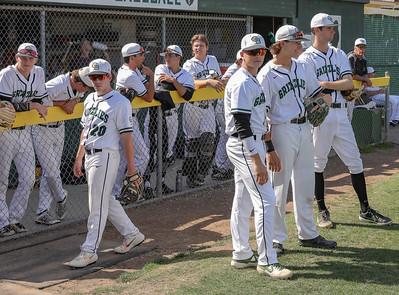 2019-5-7 OakRidge vs GB HS Baseball