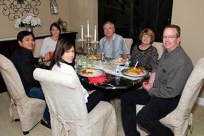 Rancho Hospitality/Security Volunteer Appreciation Dinner