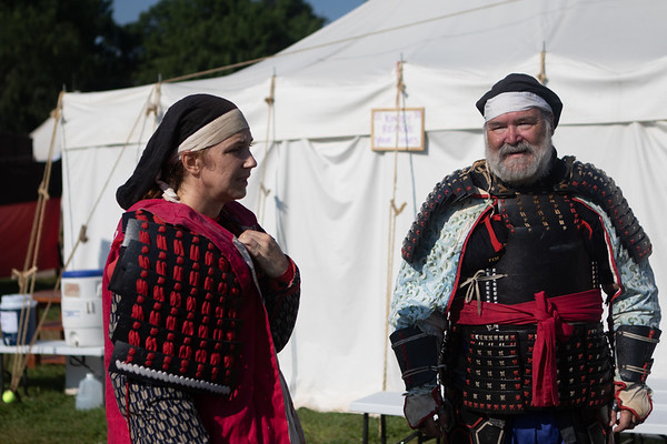 Pennsic 2018 - Field Battles