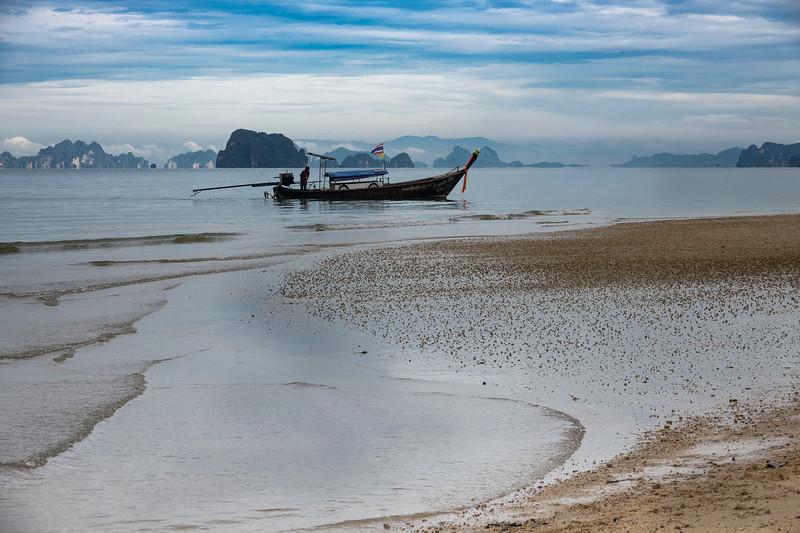 Thailand Beach Scene