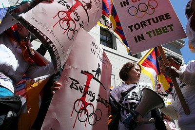 Olympic Protests