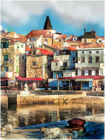 Croatia: Baska, Punat