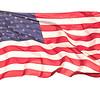 Fluttering Flag