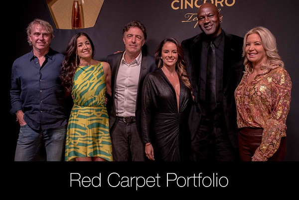 Red Carpet Portfolio