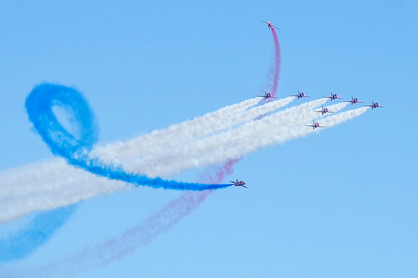 Air Shows: Miramar, March AFB, Great Pacific