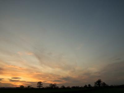 Sunsets 2009