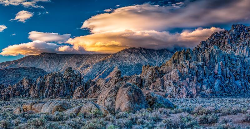 Sunrise Sierra's