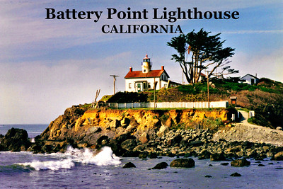 Battery Point Lighthouse, California