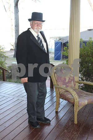 3/29/14 Tours By Candlelight at Bonner-Whitaker-McClendon House by David Thomas