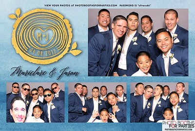 Mariclare & Jason's Wedding