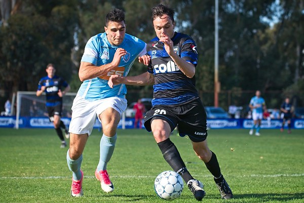 Bayswater City v Perth SC