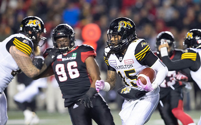 20181019 Tiger Cats vs Redblacks