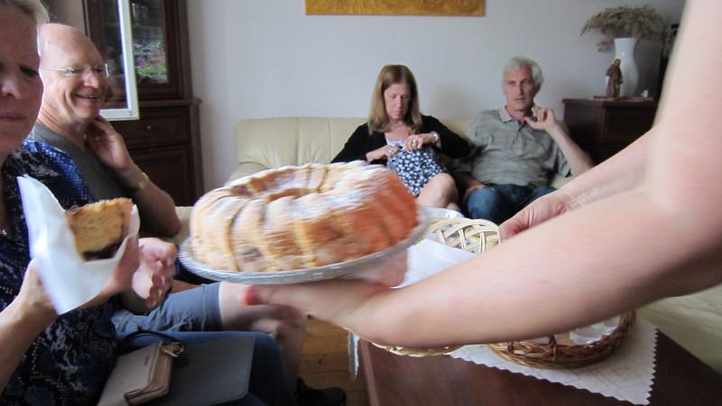 """""""Home visit"""" in Bratislava Region, Slovakia"""