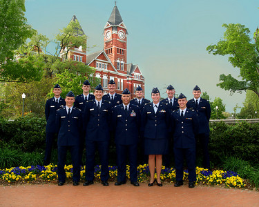 AU Air Force ROTC