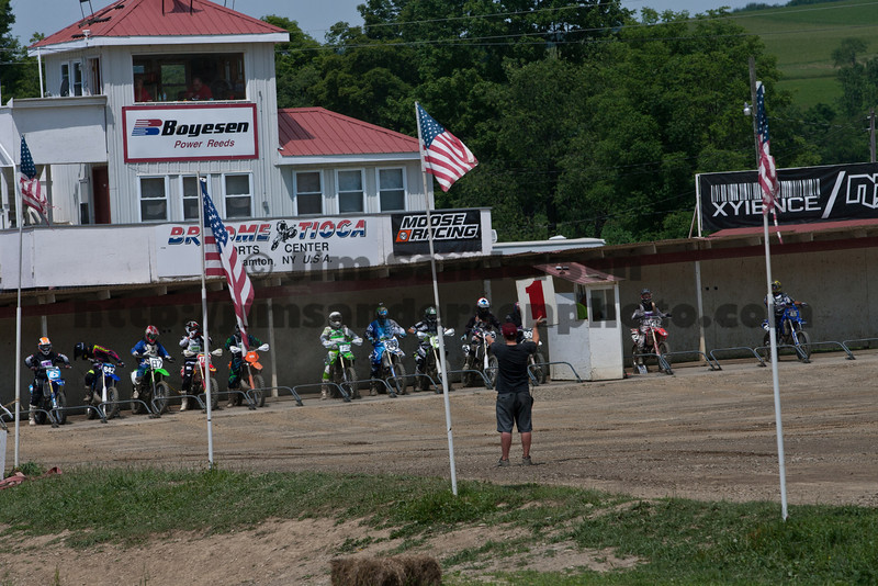 Spazztic Moto-X-Country, Broome-Tioga Sports Center, June 30, 2012