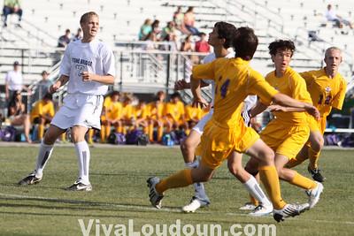 Boys Soccer: AAA State Quarterfinal - PH-Roanoke vs. Stone Bridge (by Dan Sousa)