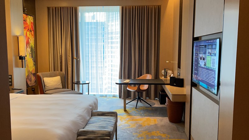 Sofitel Singapore City Centre Luxury Club Room