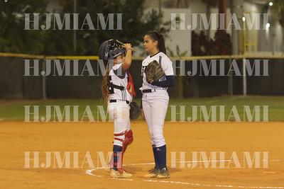 Florida Christian Softball 2/15/18
