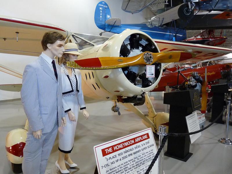 The Honeymoon Plane