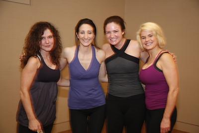 Vino y Yoga. Jan 20.2012