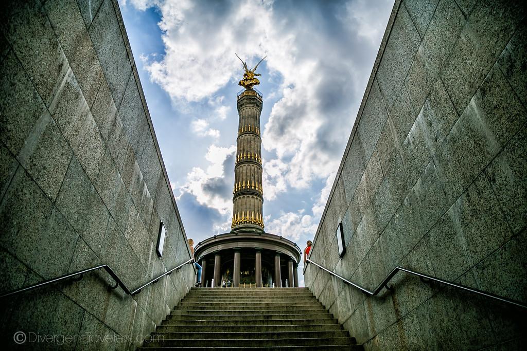 Berlin Germany Photos Victory Monumnet
