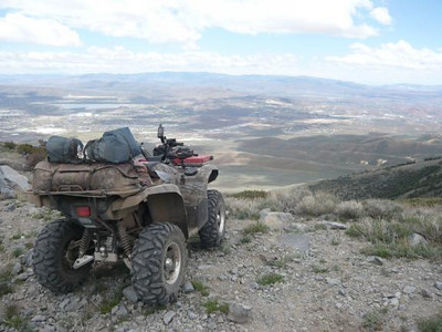 Ride to Peavine and Bordertown