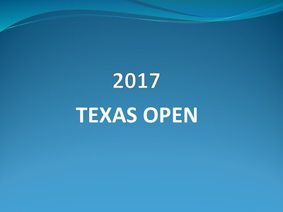 2017 Texas Open