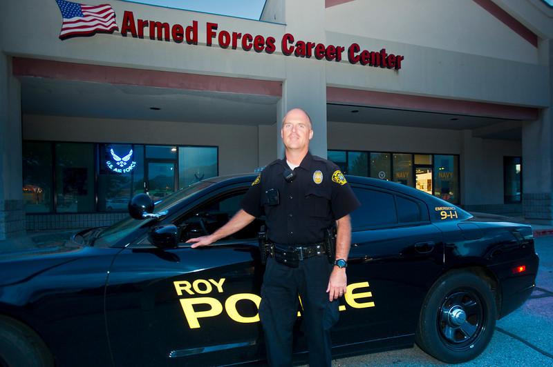 Matt Gwynn Roy Marine Recruitment