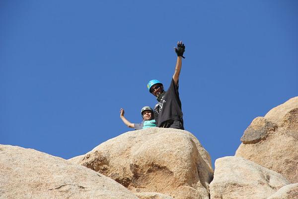 170401 Joshua Tree Climbing Trip