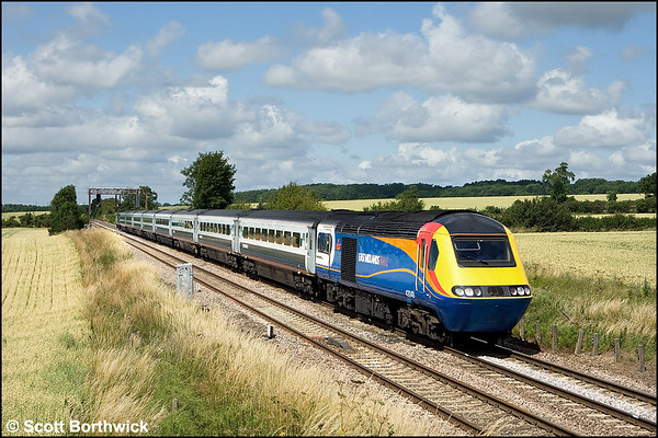 Class 43: East Midlands Trains