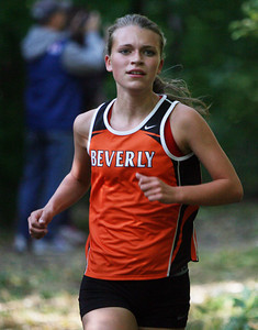 Beverly vs Peabody Co-ed NEC Cross Country