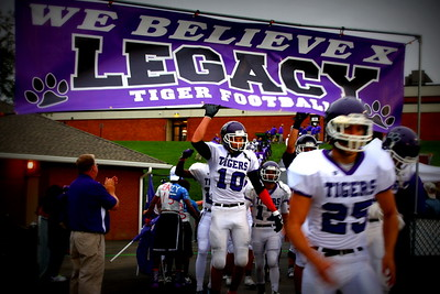 2014 Pickerington Central Tiger Football