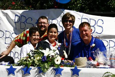 PBS Homecoming Parade