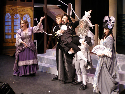 The Gondoliers (Spring 2008)