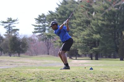 Golf vs. Belmont Hill