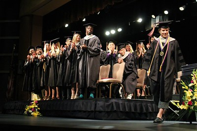 Graduation-San Jose, Calif.-Winter 2015