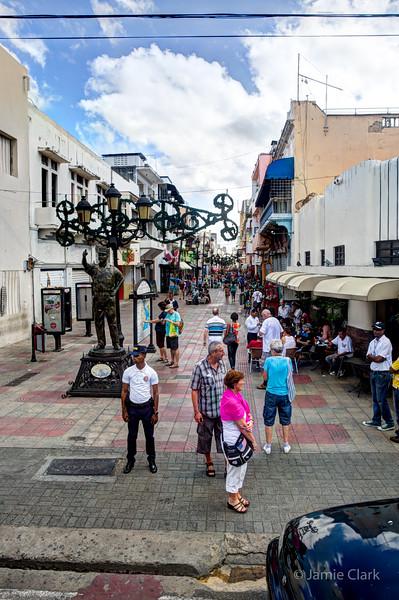 Santo Domingo, Dominican Republic - December 2015