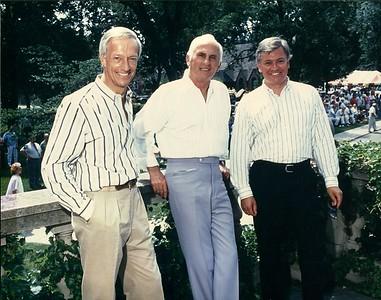 Jack,Chuck and Tom
