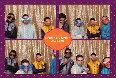 Lavesh and Saanchi Wedding