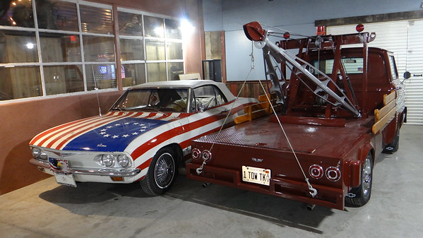 Corvair Museum in Chatham/Glenarm