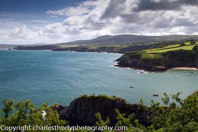 Pembrokeshire Coastal Walks
