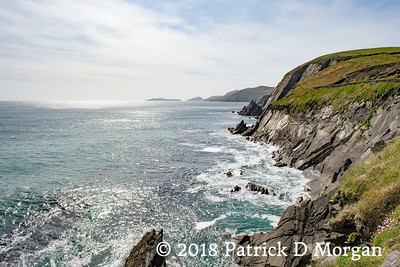 Slea Head Drive, Dingle Peninsula, County Kerry, Ireland 04-27-2018